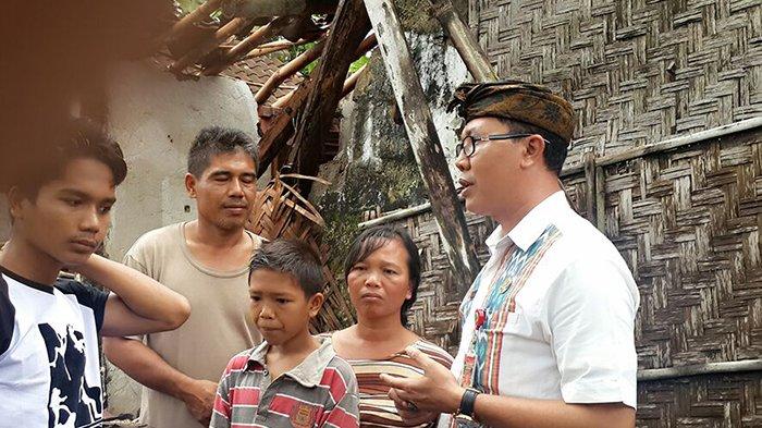 Anggaran Terbatas, Dari 900 Unit Tabanan Hanya Bisa Bedah 16 Rumah