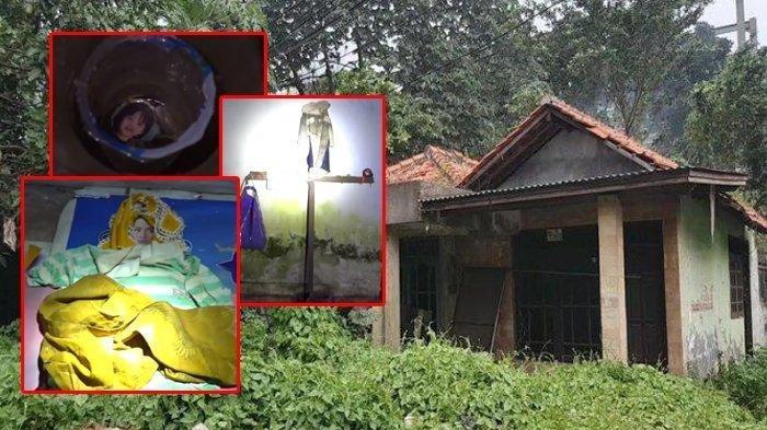 Menelusuri Rumah Kosong Cilodong: Pengakuan Pria Misterius, Sesajen dan Meninggalnya Sang Kekasih