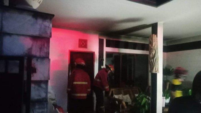 Rumah Milik Pekerja Kapal Pesiar di Denpasar Alami Kebakaran, Kerugian Rp 50 Juta