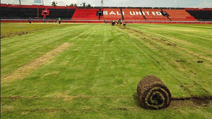 Renovasi Stadion Dipta Gianyar Molor, Kementerian PUPR Beri Penjelasan