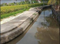 Rupa hasil pembangunan sasaran fisik TMMD ke-109 TA 2020 di Banjar Kertajiwa, Desa Kesiman Kertalangu, Kecamatan Denpasar Timur, Kota Denpasar, Bali, pada Senin (26/10/2020). (foto 2)