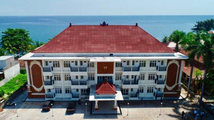 Rusun Rp 16,26 Miliar Mahasiswa Undiksha Buleleng Rampung, Lebih Murah dari Kos, Fasilitas Komplet