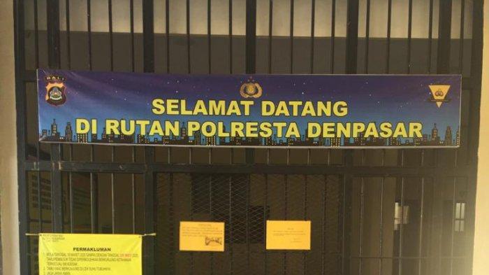 Titian Wilaras Dititipkan di Rutan Polresta Denpasar, Setelah Menjadi DPO Mabes Polri Tahun 2019