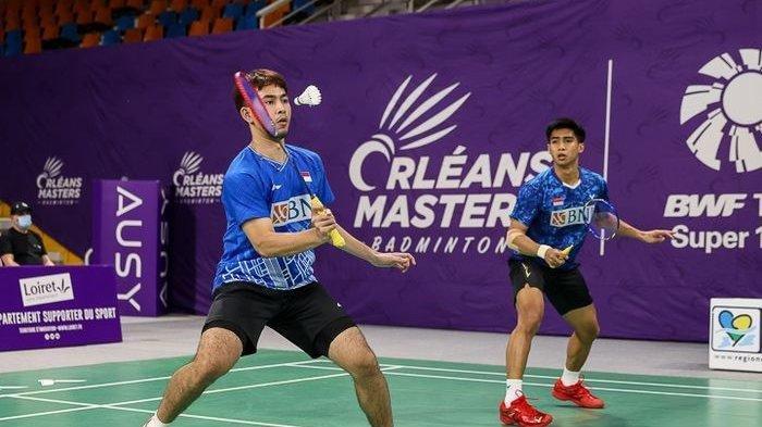 Wakil Indonesia, Sabar/Reza Melaju ke Final Spain Masters 2021, Kalahkan Wakil Skotlandia-Denmark