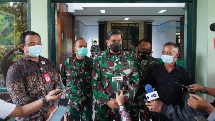 Jalankan Instruksi Panglima TNI, Rapid Test Antigen di Bali Ditarget 2.000 Setiap Hari