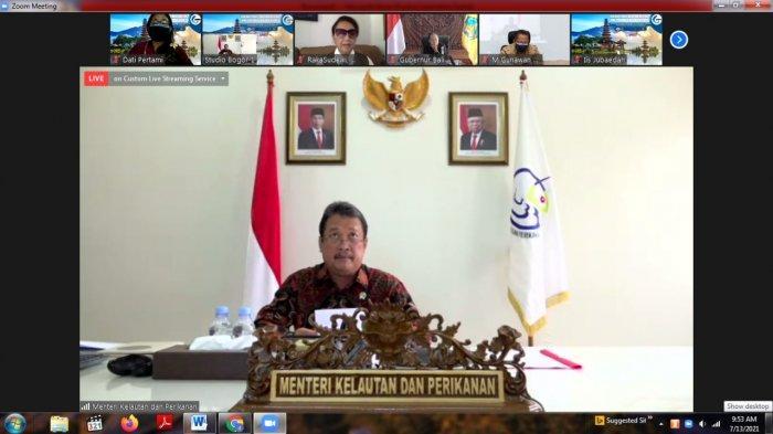 International Seminar on Fish and Fisheries Science, Gubernur Bali dan Menteri KKP Harapkan Hal Ini