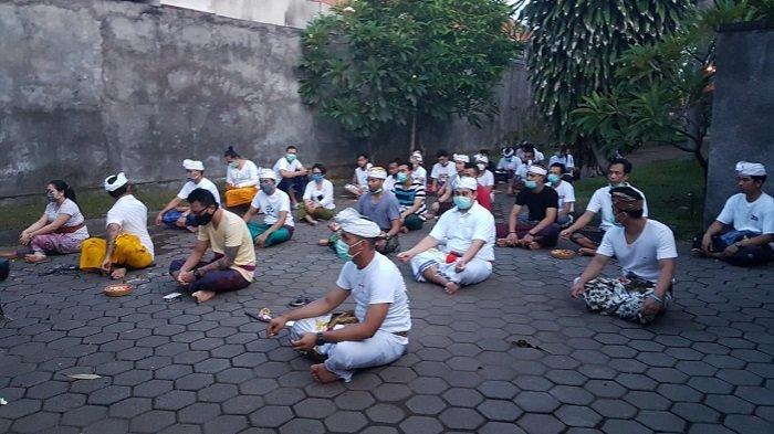 Cerita PMI Jembrana Selama Karantina, Gusti Sadu: Kami Berolahraga dan Melakukan Kegiatan Positif