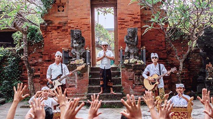 Sambut Galungan 2021, Tridatu Band Rilis Lagu Debut Kolaborasi Hari Raya Galungan dan Kuningan