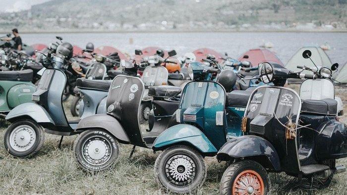 Mengenal Komunitas 2 Tak Menolak Punah, Wadah bagi Para Pencinta Motor 2 Tak di Bali