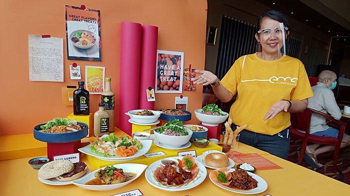 Wadahi 5 Tenant Kuliner, Ema Cloud Kitchen Mudahkan Masyarakat dalam Menikmati Hidangan Asia