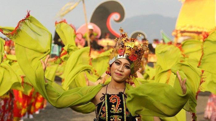 Gandrung Sewu Banyuwangi Jadi Produksi Pengetahuan Budaya