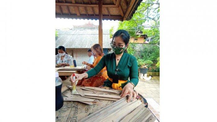 Selama 2020, Sebanyak 400 Cakep Lontar di Badung Bali Berhasil di Konservasi