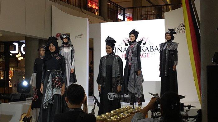Sajikan Tarian hingga Pameran,Minangkabau Heritage 2019 Digelar diAtrium Level 21 Mall