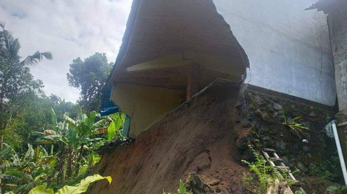 Tiga Kecamatan di Tabanan Berisiko Tinggi Alami Bencana Tanah Longsor Saat Musim Hujan Turun