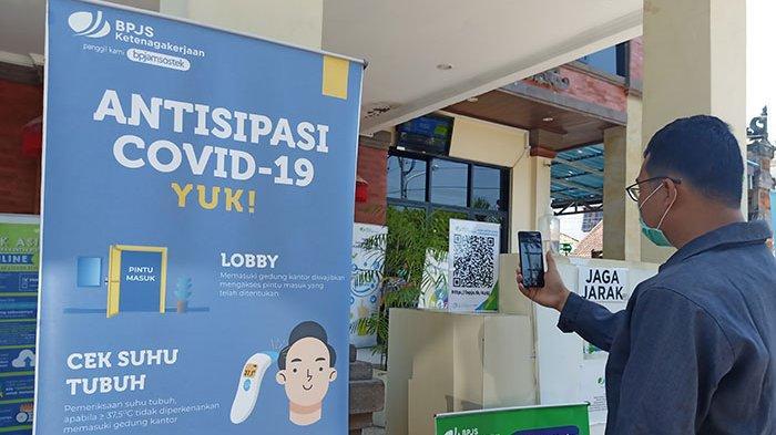 Bpjs Ketenagakerjaan Sediakan Layanan Lapak Asik Tribun Bali
