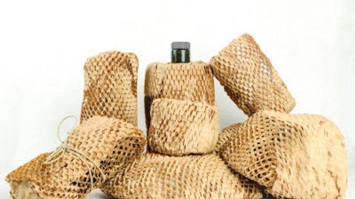 Bisnis Kertas Pembungkus Ramah Lingkungan Makin Diminati, UMA-PAK Catat Peningkatan Permintaan