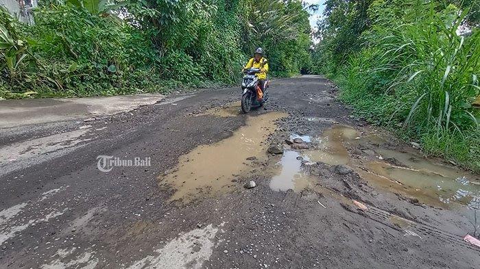 Selain Penanganan Covid-19, Pemkab Tabanan Fokus Perbaiki Jalan di RAPBD Perubahan 2021