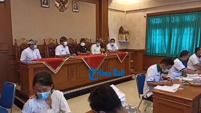 Terkait Warga yang Protes BST PPKM, Pemkab Badung Bentuk Posko Pengaduan