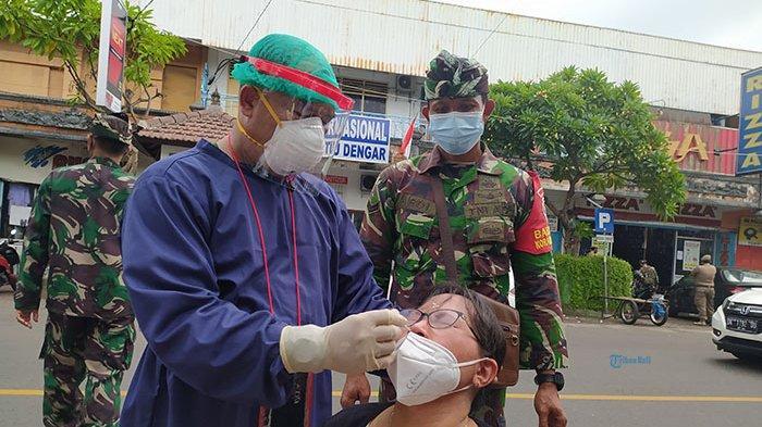Update, Rapid Test Antigen Acak di Buleleng Bali, Tiga Orang Ditemukan Reaktif