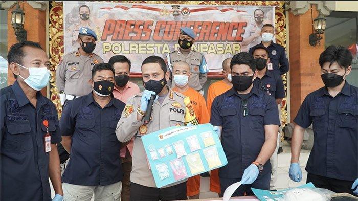 Sam To Diringkus Polisi karena Produksi Narkoba di Denpasar,Dulu Sempat Tempuh Pendidikan Kedokteran