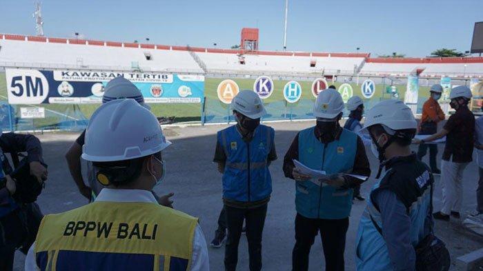Sambut FIFA World Cup 2023 U-20, PLN Listriki Stadion I Wayan Dipta Gianyar