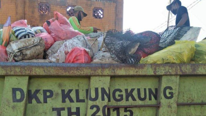 Pasca Hari Raya Galungan, Volume Sampah di Klungkung Meningkat 5 Persen
