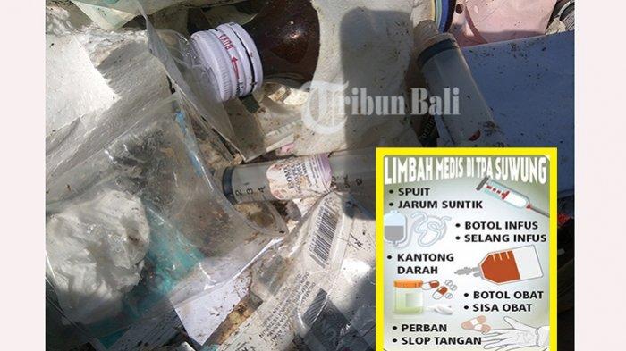 Limbah Medis RSUD Klungkung Bali Capai 6-7 Ton Perbulan, Meningkat 20 Persen Selama Pandemi