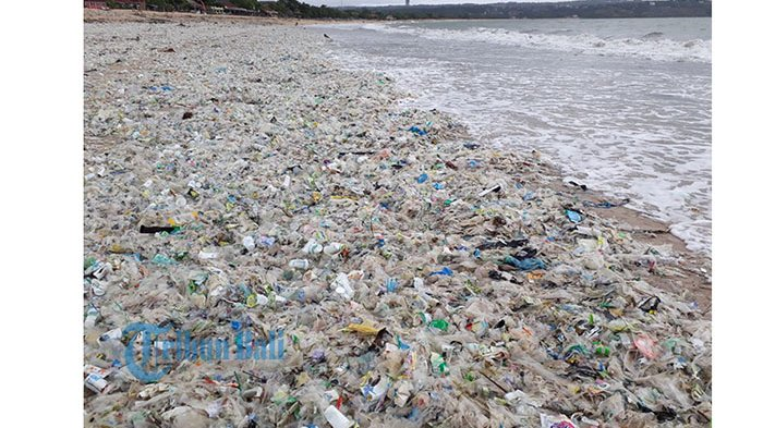 80 Persen Sampah Laut Berasal dari Daratan, Hampir Separuhnya Plastik Lunak