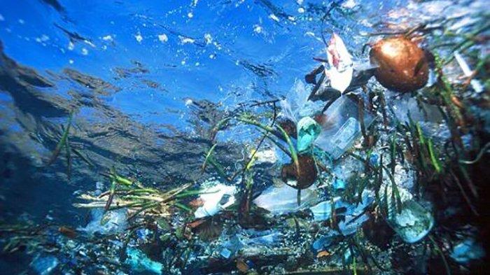 Hampir Seluas Indonesia, 99,9 Persen Kumpulan Sampah di Samudera Pasifik adalah Plastik