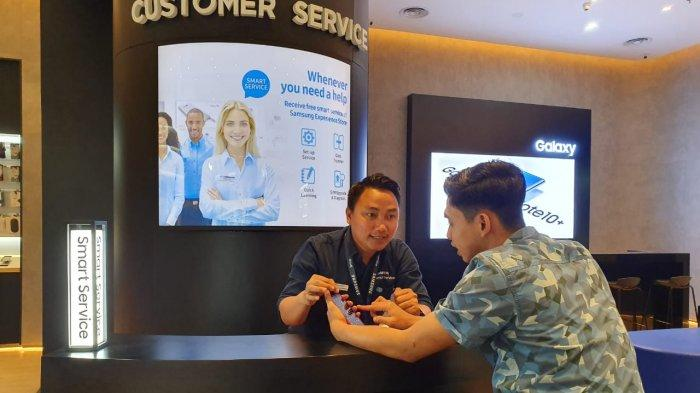 Sambut Hari Kemerdekaan Indonesia ke-74, Optimalkan Smartphone-mu di Samsung Experience Store