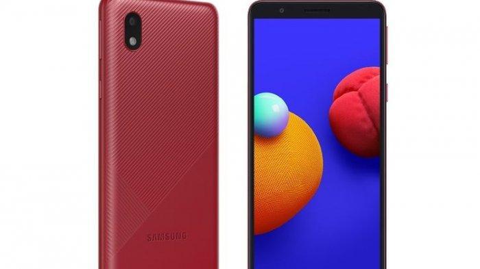 Daftar Harga HP Samsung Terbaru Edisi Agustus 2021, Galaxy A01 Core Dibawah Rp 1 Juta