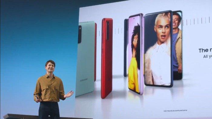 Samsung Rilis Seri Galaxy S20 FE, Ini Harga dan Spesifikasinya