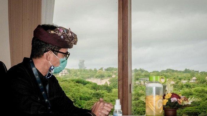 Jajaran Kemenkeu Belum Ada Rencana untuk Bekerja dari Bali