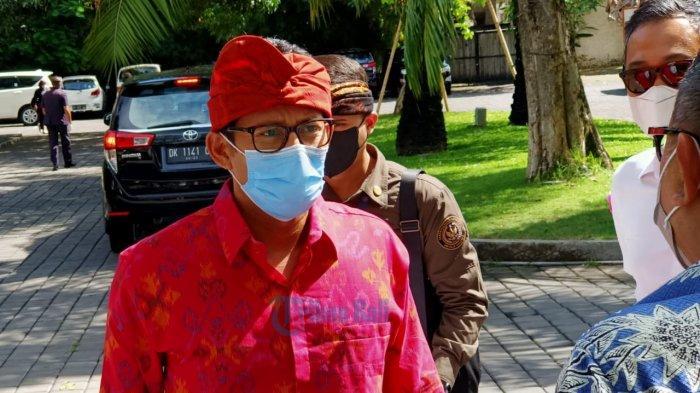 Menparekraf Sandiaga Uno Berkantor di Bali Sampai Beberapa Hari Ke Depan, Ini Kegiatannya