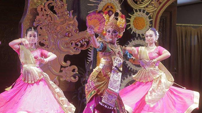 PKB XLIII, The Harmony & Pooja Bhatnagar Tampilkan Kolaborasi India dan Bali berjudul Tari di Pura