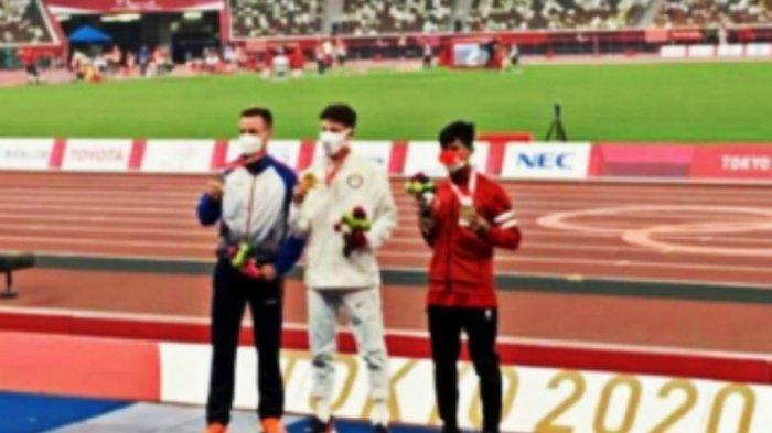 Saptoyogo Purnomo Menambah Koleksi Medali bagi Indonesia