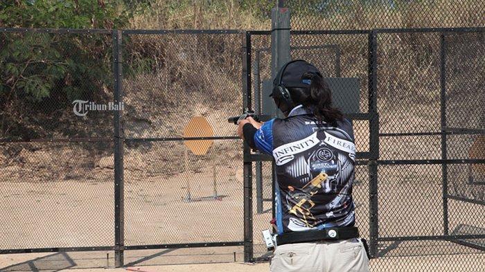 Match Pertama APEO 2019 Pistol Sarah Tamaela Macet, Sang Ayah Instruksikan Ganti Extractor