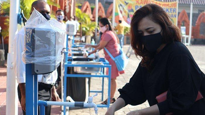 Di Masa Pandemi Covid-19, Misa Natal Gereja Katedral Denpasar Bakal Disiarkan Live Streaming