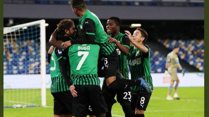 Hasil Lengkap dan Klasemen Liga Italia - Sassuolo Jadi Runner-up, AS Roma Hajar Fiorentina 2-0