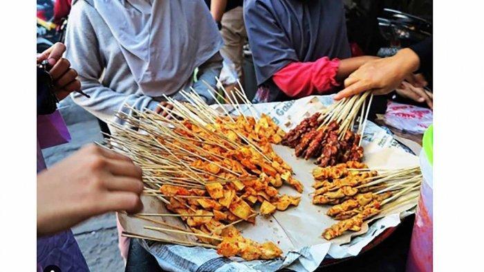 Sate Susu Khas Bali, Kuliner Unik dan Hanya Ada Saat Bulan Suci Ramadhan