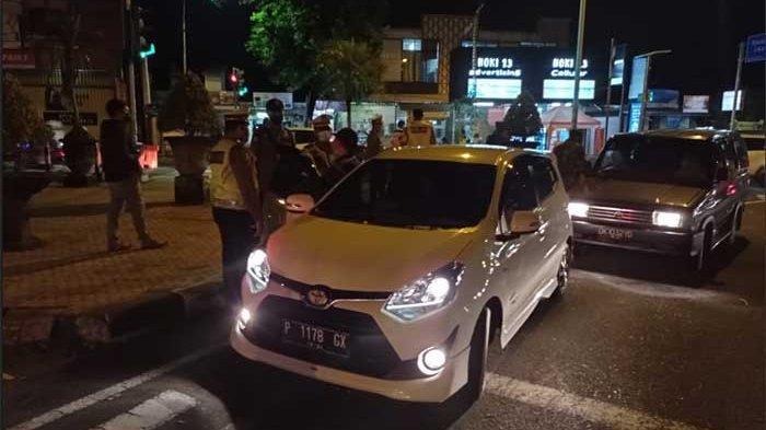 Satgas Gabungan Ops Ketupat Agung 2021 Gelar Patroli Malam Antisipasi Pelanggar Nekat Mudik di Bali