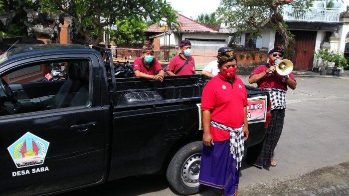 Desa Adat Saba Gianyar Tunda Pembangunan, Utamakan Kemanusiaan