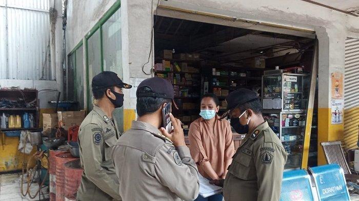 Satpol PP Badung Ancam Akan Ambil Petasan dan Kembang Api Ketika Ditemukan Saat Sweeping