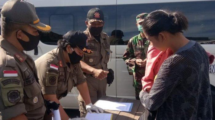 15 Warga Bangli Dikenai Denda Rp 100.000 Karena Tidak Pakai Masker