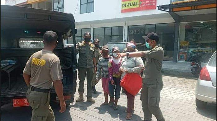 Pandemi Covid-19 Sebabkan Pengamen dan Gepeng 'Menjamur' di Denpasar Bali