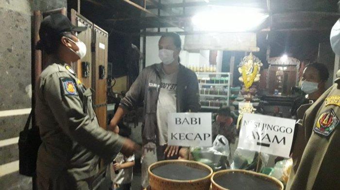 Satpol PP Denpasar: Tertibkan Sehumanis-humanisnya, Kami Siap Bantu Membeli Sebelum Menutup
