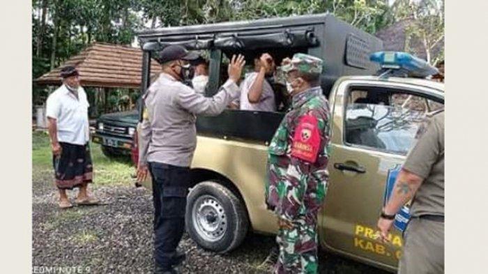 Lakukan Kekerasan Fisik dan Keluar Rumah Bawa Senjata Tajam, Warga Gianyar Dikirim ke RSJ Bangli