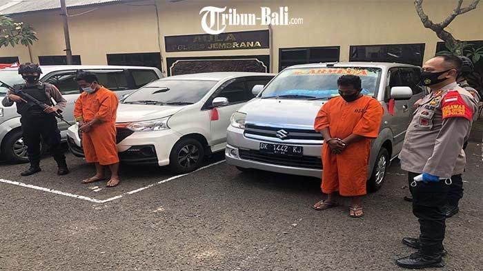 Dua Pelaku Pembuat Surat Rapid dan Vaksin Palsu di Jembrana Ditangkap