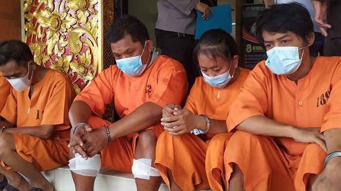 Pernah Mendekam di Penjara, Bolit Kembali Berulah dengan Mencuri HP dan Uang di Denpasar