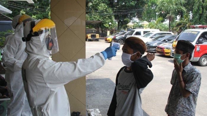 Aparat Amankan 89 Remaja yang Hendak Unjuk Rasa, Dites Swab Dua Orang Positif Covid-19